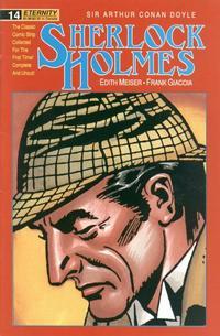 Cover Thumbnail for Sherlock Holmes (Malibu, 1988 series) #14