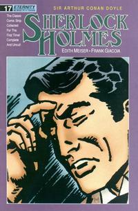 Cover Thumbnail for Sherlock Holmes (Malibu, 1988 series) #17