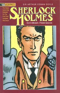 Cover Thumbnail for Sherlock Holmes (Malibu, 1988 series) #18
