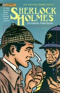 Cover Thumbnail for Sherlock Holmes (Malibu, 1988 series) #20