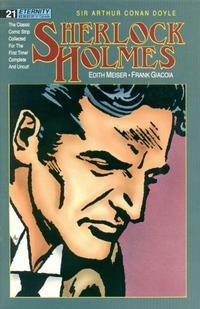 Cover Thumbnail for Sherlock Holmes (Malibu, 1988 series) #21