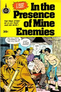 Cover Thumbnail for In the Presence of Mine Enemies (Fleming H. Revell Company, 1973 series)  [35-Cent Variant]