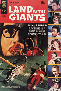 Cover Thumbnail for Land of the Giants (Western, 1968 series) #1