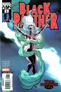 Cover Thumbnail for Black Panther (Marvel, 2005 series) #8 [Direct Edition]