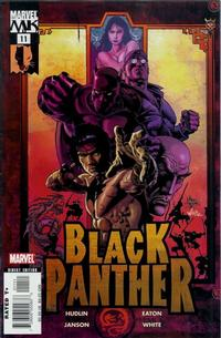 Cover Thumbnail for Black Panther (Marvel, 2005 series) #11 [Direct Edition]