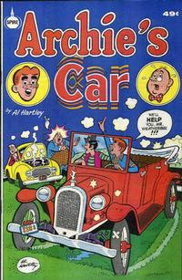 Cover Thumbnail for Archie's Car (Fleming H. Revell Company, 1979 series) #nn [49 cent]