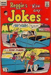 Cover Thumbnail for Reggie's Wise Guy Jokes (Archie, 1968 series) #1