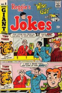 Cover Thumbnail for Reggie's Wise Guy Jokes (Archie, 1968 series) #6