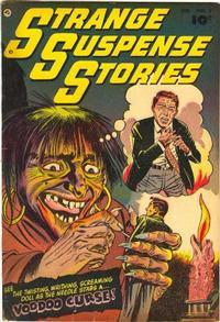 Cover Thumbnail for Strange Suspense Stories (Fawcett, 1952 series) #5