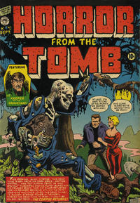 Cover Thumbnail for Horror from the Tomb (Premier Magazines, 1954 series) #1