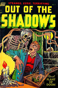 Cover Thumbnail for Out of the Shadows (Pines, 1952 series) #7