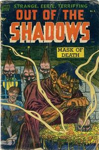 Cover Thumbnail for Out of the Shadows (Pines, 1952 series) #8
