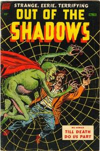 Cover Thumbnail for Out of the Shadows (Pines, 1952 series) #10