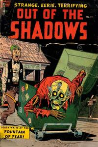 Cover Thumbnail for Out of the Shadows (Pines, 1952 series) #11