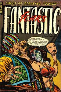 Cover Thumbnail for Fantastic Fears (Farrell, 1953 series) #8 [2]