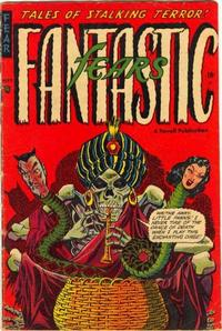 Cover Thumbnail for Fantastic Fears (Farrell, 1953 series) #3
