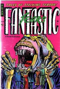 Cover Thumbnail for Fantastic Fears (Farrell, 1953 series) #6