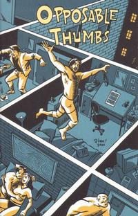 Cover Thumbnail for Opposable Thumbs (Alternative Comics, 2001 series) #1