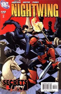 Cover Thumbnail for Nightwing (DC, 1996 series) #112 [Direct Edition]