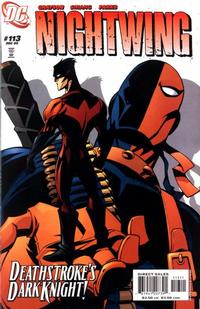 Cover Thumbnail for Nightwing (DC, 1996 series) #113 [Direct Edition]