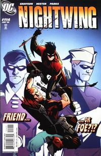 Cover Thumbnail for Nightwing (DC, 1996 series) #114 [Direct Edition]