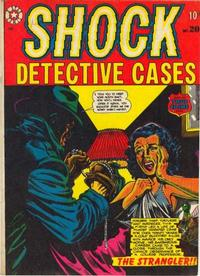 Cover Thumbnail for Shock Detective Cases (Star Publications, 1952 series) #20