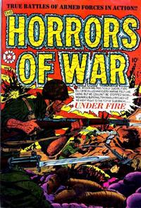 Cover Thumbnail for The Horrors (Star Publications, 1953 series) #12
