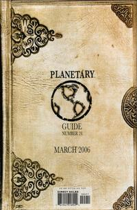 Cover Thumbnail for Planetary (DC, 1999 series) #24