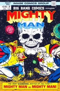 Cover Thumbnail for Big Bang Comics (Image, 1996 series) #7