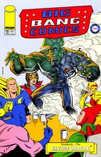 Cover Thumbnail for Big Bang Comics (Image, 1996 series) #12