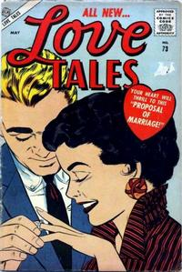 Cover Thumbnail for Love Tales (Marvel, 1955 series) #73