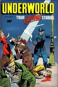 Cover Thumbnail for Underworld (D.S. Publishing, 1948 series) #v1#1