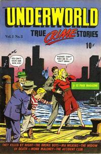 Cover Thumbnail for Underworld (D.S. Publishing, 1948 series) #v1#3