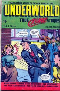 Cover Thumbnail for Underworld (D.S. Publishing, 1948 series) #v1#4