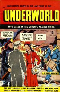 Cover Thumbnail for Underworld (D.S. Publishing, 1948 series) #v1#5