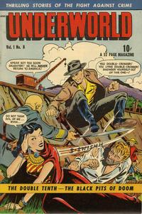 Cover Thumbnail for Underworld (D.S. Publishing, 1948 series) #v1#8