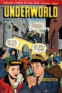 Cover Thumbnail for Underworld (D.S. Publishing, 1948 series) #v1#9