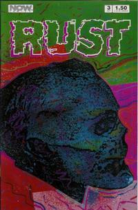 Cover Thumbnail for Rust (Now, 1987 series) #3