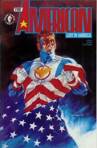 Cover Thumbnail for The American: Lost in America (Dark Horse, 1992 series) #1