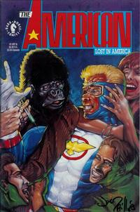 Cover Thumbnail for The American: Lost in America (Dark Horse, 1992 series) #2