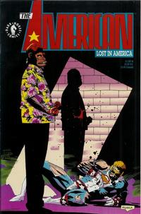 Cover Thumbnail for The American: Lost in America (Dark Horse, 1992 series) #3