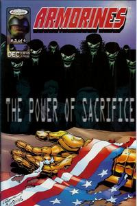 Cover Thumbnail for Armorines (Acclaim / Valiant, 1999 series) #3