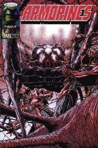 Cover Thumbnail for Armorines (Acclaim / Valiant, 1999 series) #4
