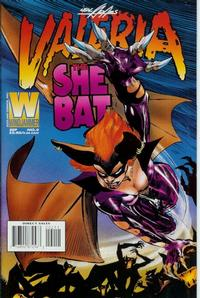 Cover Thumbnail for Valeria the She-Bat (Acclaim / Valiant, 1995 series) #2