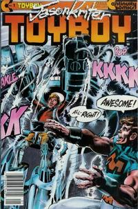 Cover Thumbnail for Toyboy (Continuity, 1986 series) #1