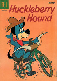 Cover Thumbnail for Huckleberry Hound (Dell, 1960 series) #5