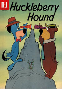 Cover Thumbnail for Huckleberry Hound (Dell, 1960 series) #9