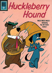 Cover Thumbnail for Huckleberry Hound (Dell, 1960 series) #11
