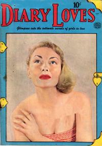 Cover Thumbnail for Diary Loves (Quality Comics, 1949 series) #3