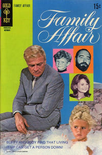 Cover Thumbnail for Family Affair (Western, 1970 series) #4